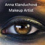 Anna Klanduchova makeup kontakt
